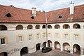 Pomurski muzej, view of the courtyard, 2017-05-25.jpg