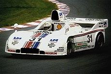 Porsche 908.3 Turbo, Jürgen Barth - 1980-05-24