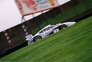 1997 FIA GT Championship - Porsche AG placed fourth in the GT1 Teams Championship