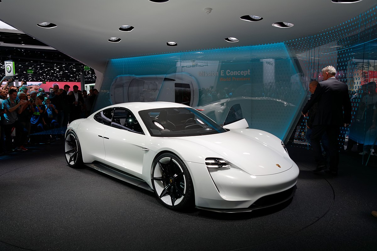 Porsche S Mission E Will Change The Game For Electric