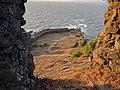 Port angle view on Korlai Fort.jpg