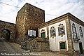Porta de São Tiago e Torre das Muralhas de Pinhel - Portugal (5850213393).jpg
