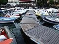 Porto turistico di Ognina Catania - Gommoni e Barche - Creative Commons by gnuckx - panoramio (6).jpg