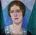 Portrait der Johanna Schulze - gemalt von Heinrich Vogeler.jpg