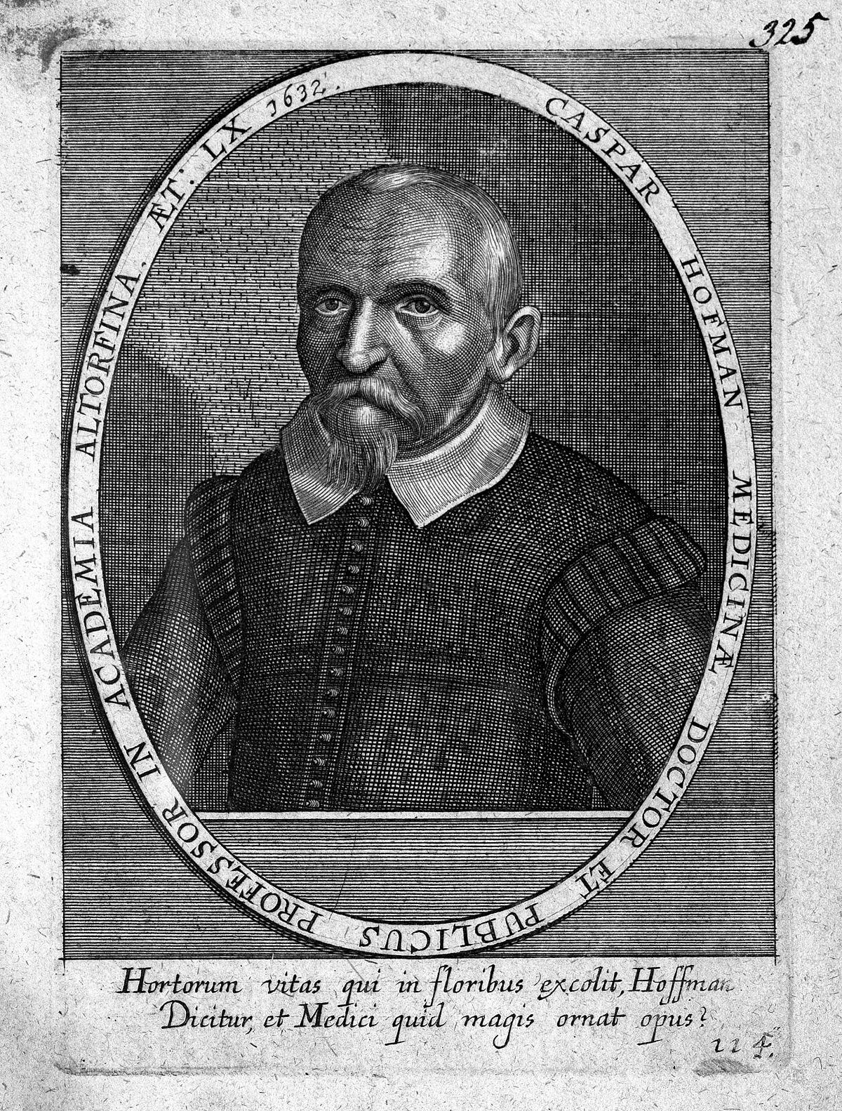 Caspar Hofmann –