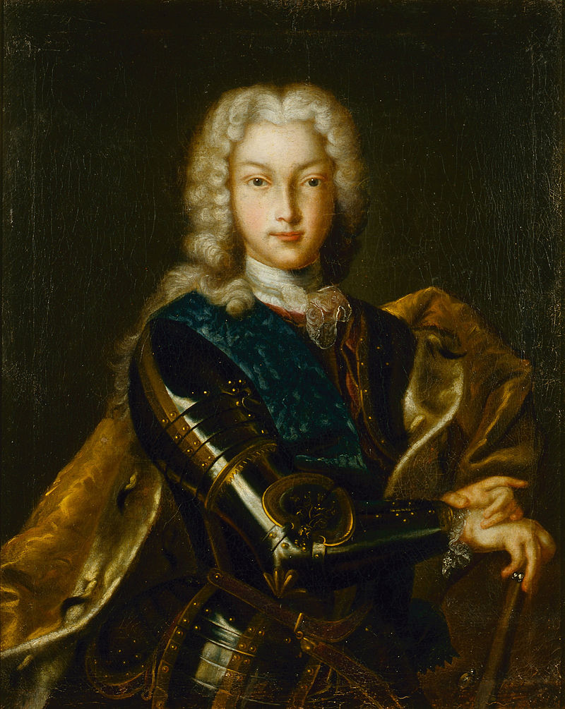 Portrait of Emperor Peter II Alexeyevich - Google Cultural Institute.jpg