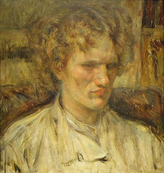File:Portrait of Vasilii Yaroshenko by Tsune Nakamura, 1920, oil on canvas - National Museum of Modern Art, Tokyo - DSC06549.JPG