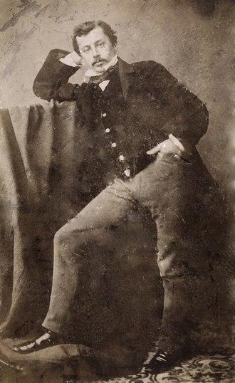 Erik Bodom - Erik Bodom, c. 1870