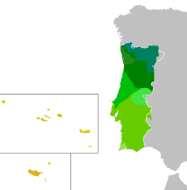 European Portuguese Wikipedia - Portugal map wikipedia
