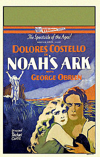<i>Noahs Ark</i> (1928 film) 1928 film
