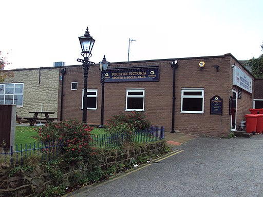 Poulton Victoria Sports & Social Club, Wallasey