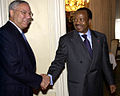 Powell and Biya, 16-9-2002.jpg