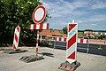 Praha, Nebušice, rekonstrukce silnice II.jpg