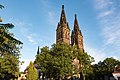 Praha 2, Pevnost Vyšehrad, Bazilika svatého Petra a Pavla 20170808 005.jpg