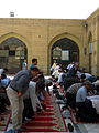 Prayers of Noon - Grand Mosque of Nishapur -September 27 2013 37.JPG