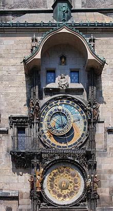 Staroměstský orloj (celkový pohled)