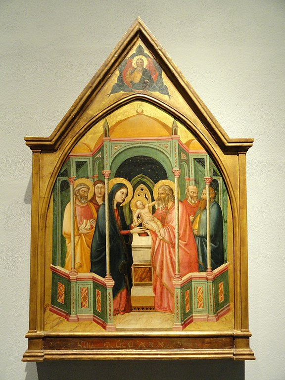 Italian Florence: File:Presentation Of The Christ Child In The Temple