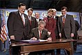 President George W Bush Signs Brownfields Bill.jpg