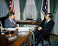 President John F. Kennedy Meets with The Aga Khan IV, Prince Karim al-Husseini (02).jpg