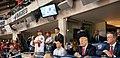 President Trump at the World Series Game (48975697472).jpg