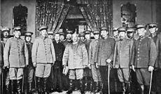 1912年3月10日,袁世凯在北京外交部迎宾馆内就任临时大总统