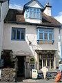 Pretty gift shop in Porlock High Street - geograph.org.uk - 933665.jpg