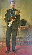 Prince Boudewijn of Belgium, Collection Grenadiers.jpg