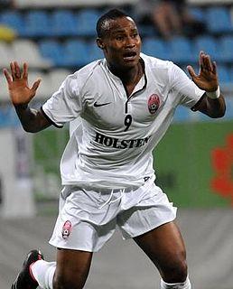 Prince Segbefia Togolese footballer
