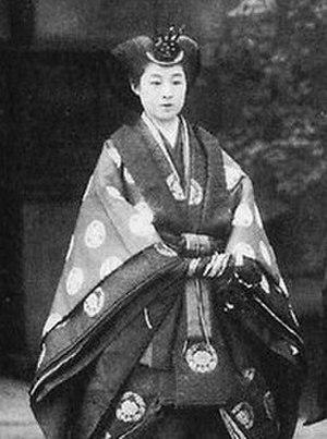 Kikuko, Princess Takamatsu - Princess Takamatsu in 1930