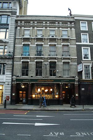 Princess Louise, Holborn - Image: Princess louise