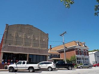 Princeton, Iowa - Image: Princeton, Iowa