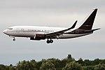 Privajet, 9H-BBJ, Boeing 737-7BC (42733974212).jpg