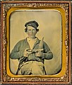 Private Japhet Collins, Confederate States Army) (5601052510).jpg