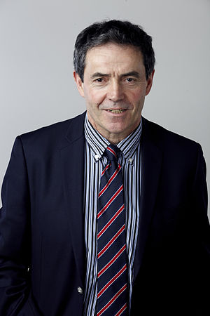 Jean-Marie Tarascon - Jean-Marie Tarascon in 2014, portrait via the Royal Society