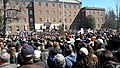 Protesters listening to speeches at the Morristown New Jersey student protest March 24 2018 15 of 15.jpg