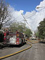 Prytania Third Fire March 2012 Pumpers Hoses Ladder.JPG