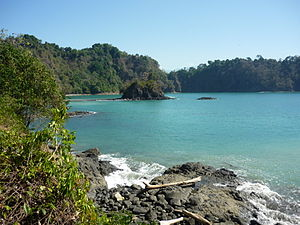 Hurricane Gert - The Manuel Antonio National Park, located in the Central Pacific Conservation Area, suffered great destruction from the storm.