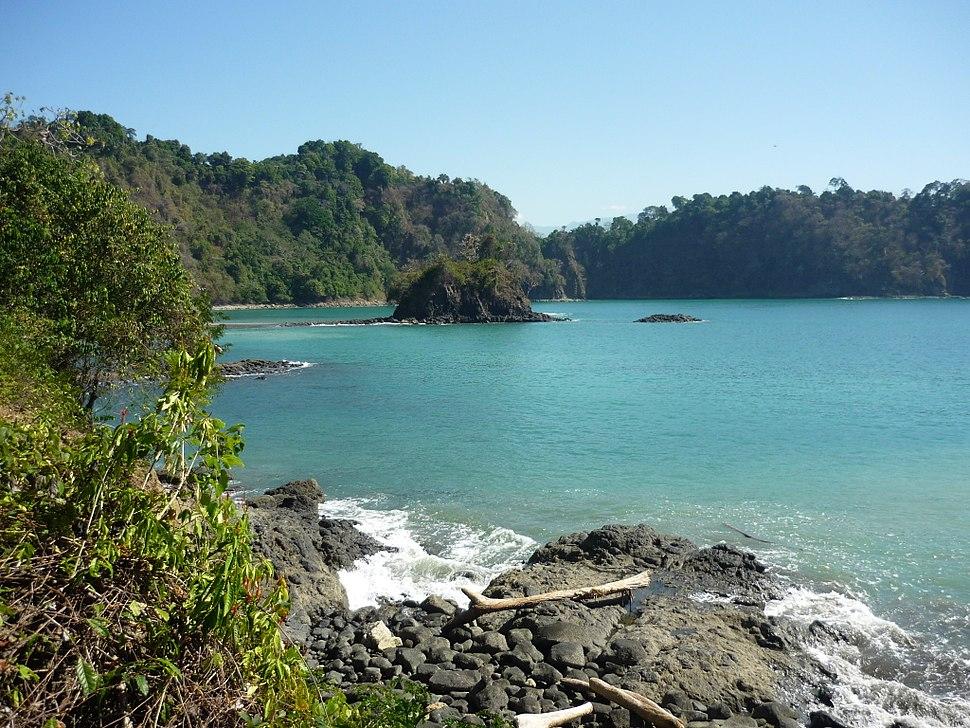 Puerto Escondido P N Manuel Antonio