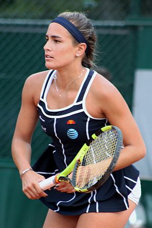 Puerto Rico at the 2016 Summer Olympics - Tennis player Monica Puig won Puerto Rico's first ever Olympic gold medal.