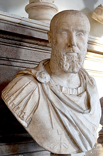 Crisis of the Third Century - Image: Pupienus Musei Capitolini MC477