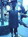 Puppenbrunnen, Aachen, Professor.jpg