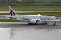 A7-BCQ - B788 - Qatar Airways