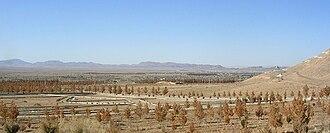 1997 Qayen earthquake - Image: Qayen