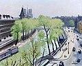 Quai des Grands-Augustins, Spring Albert Marquet.jpg