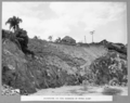 Queensland State Archives 3129 Excavation for road widening at Petrie Bight 1 November 1935.png