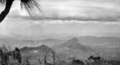 Queensland State Archives 420 Looking east from Echo Point Lamington National Park across the Tweed River valley New South Wales September 1933.png