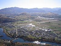皇后镇国际机场