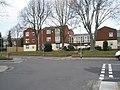 Quiet crossroads at Cosham - geograph.org.uk - 730069.jpg