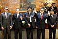 """Quito, Ceremonia de entrega de las """"Llaves de la Ciudad"""" (9350525821).jpg"""