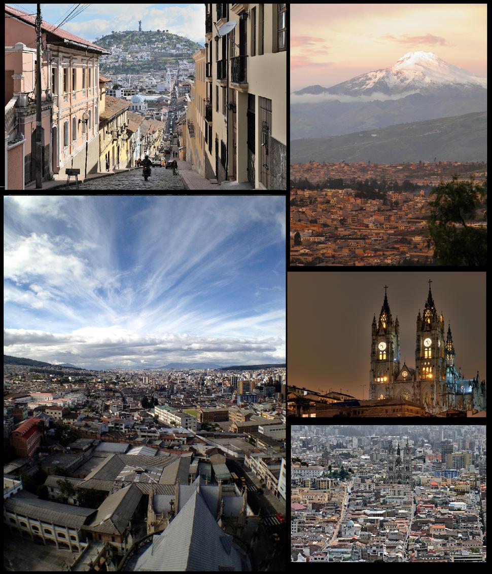 Quito montage